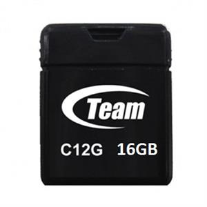 Team Group C12G USB 2.0 Flash Memory 16GB